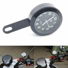 Stoßfest Motorraduhr Uhr Universal Wasserdicht Billet Aluminium Teile/Zubehör