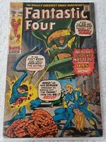 Fantastic Four # 108 FN Marvel Comic Book Thing Dr. Doom Human Torch PG2