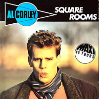 "Al Corley ‎12"" Square Rooms - France (VG/EX)"