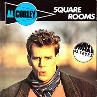 "Al Corley 12"" Square Rooms - France (VG/EX)"