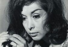 PORTRAIT  ANNE TONIETTI ACTRICE ITALIENNE 1963
