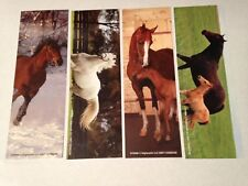 NEW! 24 ASSORTED HORSE BOOKMARKS MUSIC PARTY FAVORS BOOK CLUBS REWARDS