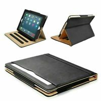 New Apple iPad 10.2 8th Gen 2020 7th Gen Leather Smart Stand Flip Case Cover UK