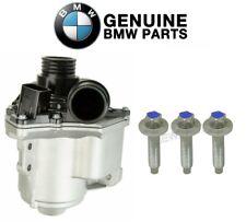 Electric Water Pump w/Bolts Kit Genuine For BMW E60 E61 82 E88 E90 F01 335i 535i