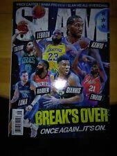 Slam Magazine Sept/Oct 2020