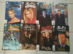 BUFFY VAMPIRE SLAYER  DARK HORSE Comics LOT of 8 from 1999-2000