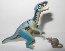 playmobil petit dinosaure velociraptor  animaux sauvage prehistoire   neuf