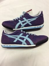 Asics Women's Athletic Shoes Onitzuka Tiger, Purple, Size 11.5 ,EUR 44