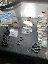 Job Lot Of Bike Carbon Headset Spacers X 24
