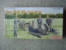 Dragon 1/35 2cm Flak.38 (mit SdAh.51)