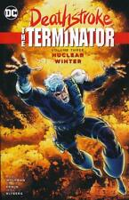 Deathstroke the Terminator Vol 3: Nuclear Winter, DC TPB