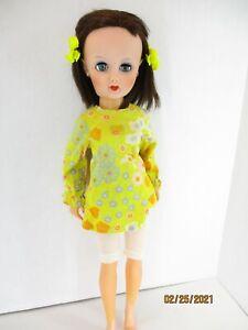 """19"""" 14R Blonde Hair High Heel Fashion Twist Waist 1950's? Vinyl Doll"""