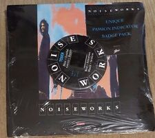 "NOISEWORKS - Touch ~7"" Vinyl Single~ *BADGE PACK* *SEALED*"