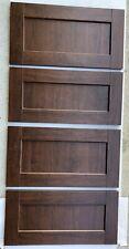 """(4X) Ikea Rockhammar Brown 24"""" Drawer Front  Akurum Kitchen Cabinet"""