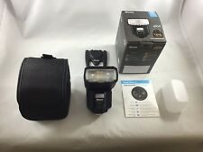 Nissin i60A Flash for 4/3 Cameras - Sells for $339.99