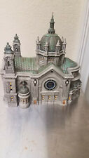 Dept 56 Cathedral Of St Paul Patina Dome Edition