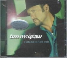 TIM MCGRAW - A PLACE IN THE SUN - CD - (BB)