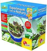 Lisciani sperimenti con la natura