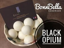 10 X INDIVIDUAL HIGHLY SCENTED WAX MELTS - Inspired By Black Opium- Handmade