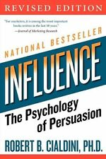 *NEW* - Influence: The Psychology of Persuasion (Paperback) ISBN006124189X