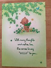 Hallmark St. Patrick's Day Card