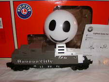 Lionel 6-37058 Halloween Operating Ghost Globe Car O-27 MIB 2012 Lighted Sounds