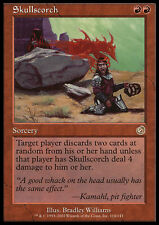 MTG SKULLSCORCH ASIAN - BRUCIATESCHIO - TOR - MAGIC
