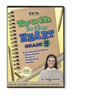 TRUTH IN THE HEART.FOR 5TH GRADE STUDENTS * COMPLETE SEASON: AN EWTN DVD