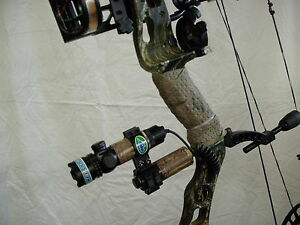 Green Bowfishing Laser Sight, Mathews,PSE,all compounds