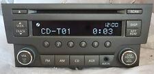 13 14 2013 2014 Nissan Sentra Radio Cd Player & Aux 28185-3RA2A PN-3365M  B12