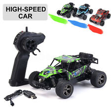 1:20 High Speed RC Racing Car 4WD Remote Control Truck Off-Road Buggy SUV Toys