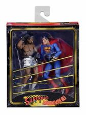"NECA SUPERMAN vs MUHAMMAD ALI 2-PACK 7"" Action Figure Special Edition DC Boxing"