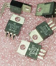 10pcs FEP16BT Vishay dual rectifiers common cathode 100V, 16A TO-220B