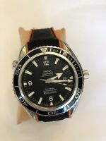 Omega Seamaster 43.5mm Planet Ocean Wrist Watch for Men