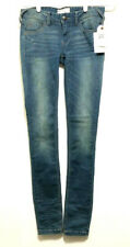 Free People Womens Skinny Jeans Benny Wash Distressed Sz 25 Leverage TV Wardrobe