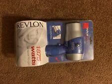 Revlon Model RD476DE65995 Sytle To Go Mini Hair Dryer 1875 Watts Brand New