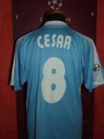 CESAR LAZIO 2003/2004 MAGLIA SHIRT CALCIO SOCCER FOOTBALL JERSEY MAILLOT