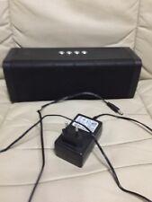 Dockin D Fine Wireless Lautsprecher - Schwarz