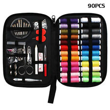 Beginner Sewing Kit Sundries Mini PortableTravel Home Sewing Case Set US STOCK