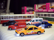 Mercedes-Benz Diecast Ambulances