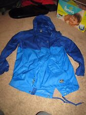 NEW NWT *NIKE* Jacket Light Weight M Blues 522782-491