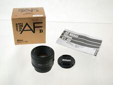 Nikon NIKKOR AF D 1,8/50 1,8/50mm f1, 8 1,9 50 50mm FX DX Digital Premium top/18h