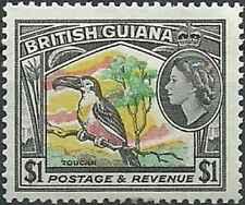 Timbre Oiseaux Guyane GB 197 ** lot 28096 - cote : 14 €