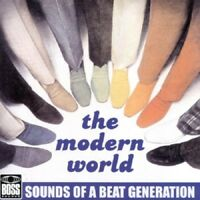 The Modern World-Sounds Of A Beat Generation 2-CD NEW Mod Sidonie/Modesty Blaise