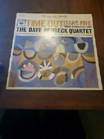 The Dave Brubeck Quartet Time Out Take Five 6 Eye Stereo Original