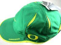 Nike Featherlight Aerobill Oregon Ducks Dri-Fit Mens Hat Adjustable Green NWT