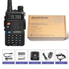 1x Baofeng F8+ VHF/UHF Dual Band Two Way Ham Radio FM Transceiver Walkie Talkie
