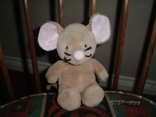 Angel Mouse Cartoon 8 inch Stuffed Animal Plush Toy BBC UK 1999