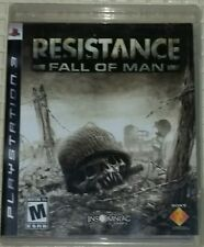RESISTANCE: Fall of Man (Sony PS3, 2006) *COMPLETE* SHIPS OUT FAST Mon-Sat!