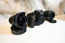 Nikon D D5200 24.1MP Digital SLR Camera - Black (Kit w/ AF-S DX G VR 18-55mm)